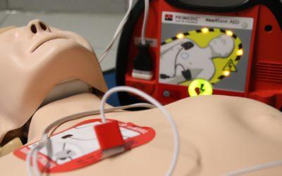 Obligation de défibrillateur – ERP